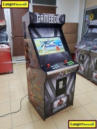 Klasik Atari Makinası