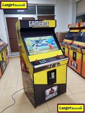 82 Ekran Atari Makinesi