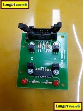 Boks Makinesi Sensörü