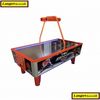 Air Hockey Masası Dış Mekan