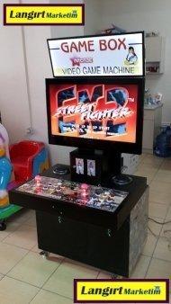 Metal Kasa Atari Makinası