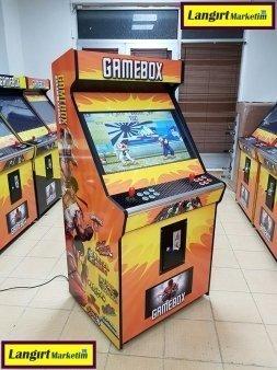 Günlük Kiralık Atari Makinası B