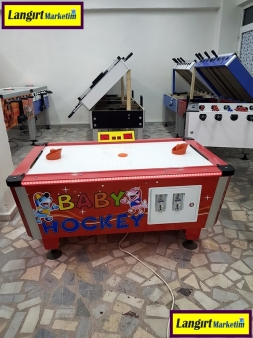Mini Air Hockey Masası