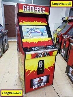 Jetonlu Atari Makinası